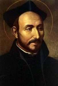 St. Ignatius Loyola Portrait