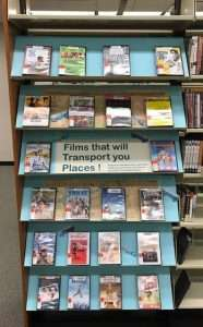 Reserve Room Fairfield University Library