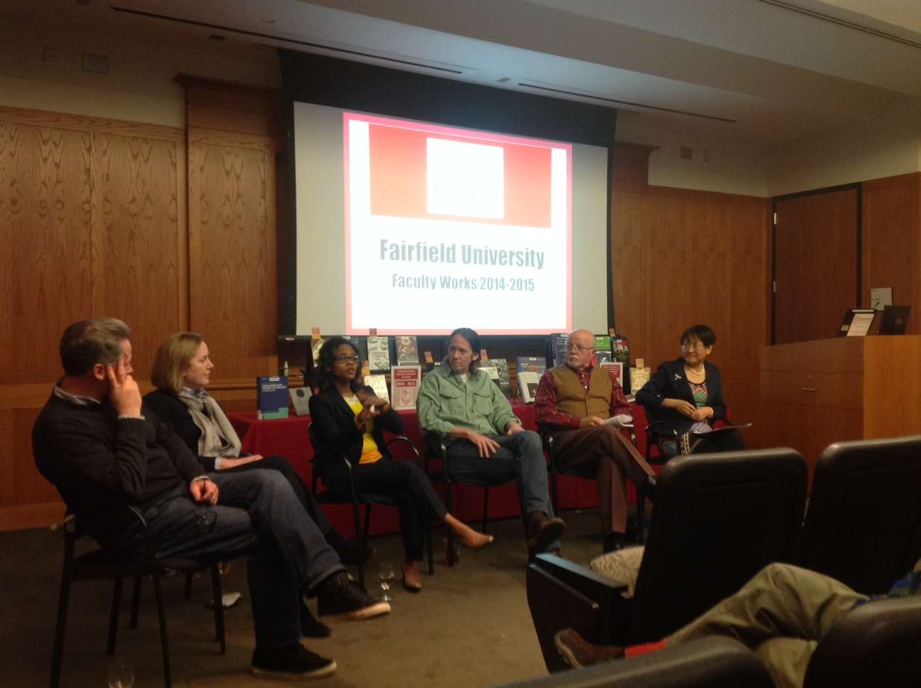 Faculty Book Publighing Panel and Social