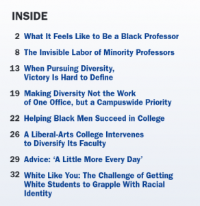 Articles about Race from Chronicle of Higher Education