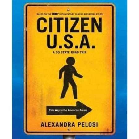 "Director Alexandra Pelosi's documentary film ""Citizen USA"""